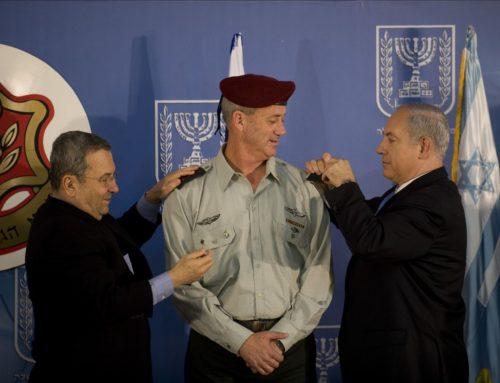 Gantz – Israels näste premiärminister