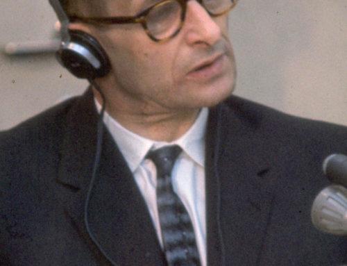 Adolf Eichmanns historiska rättegång