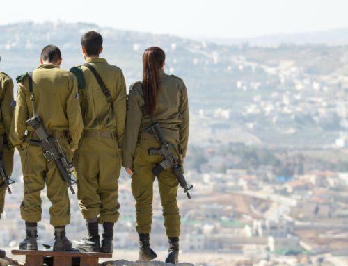 Militärtjänstgöring i Israel