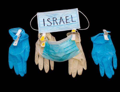 Israel och corona-epidemin