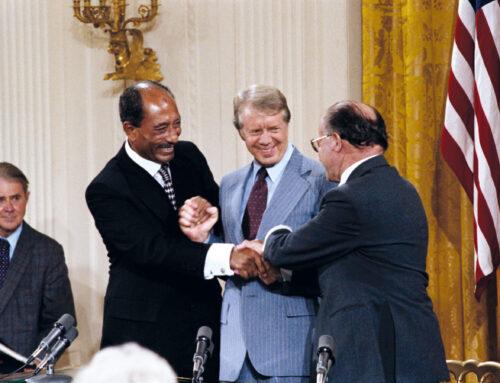 Tre fredsavtal med USA som nyckelförhandlare