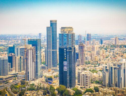 Stor israelisk export till arabländer