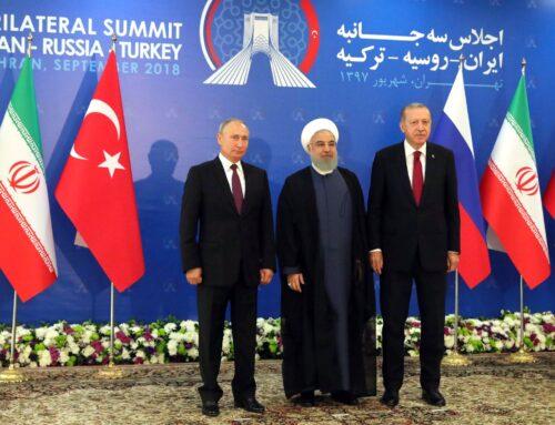 Turkiet större utmaning än Iran?