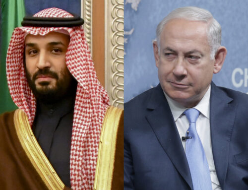 Saudi Arabia and Israel in behind-the-scenes talks