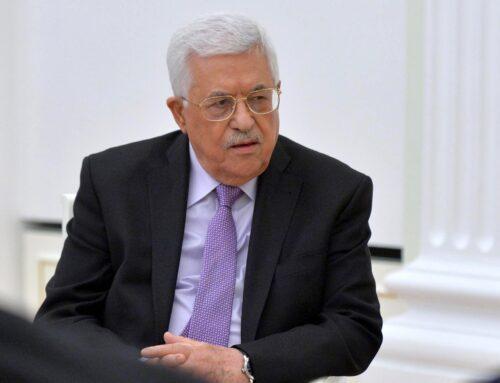 Abbas lovar palestinska val