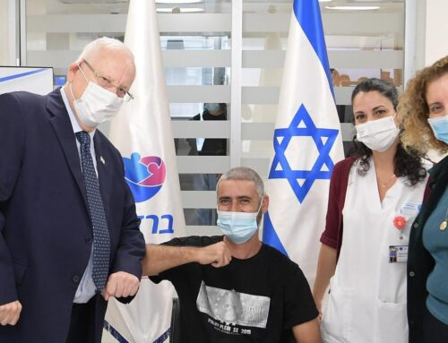 Israel has vaccinated the most