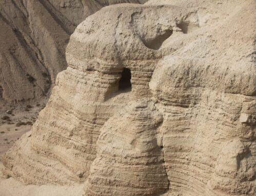 Nyupptäckta Dödahavsrullar