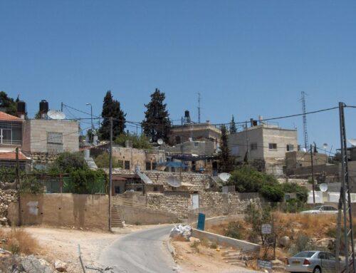 Hyrestvisten i Sheikh Jarrah