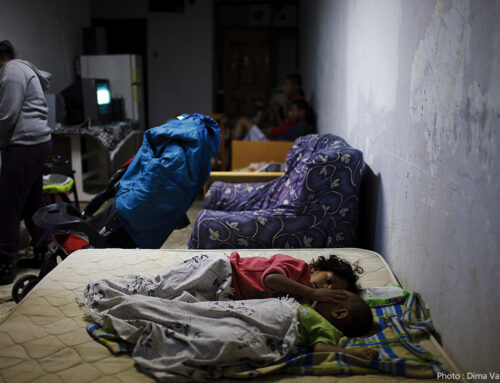 Just over 1,000,000 shelters in Israel