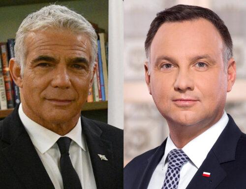 Diplomatisk kris mellan Polen och Israel
