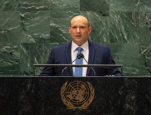 Irans terror och kärnvapen i fokus för FN-tal